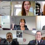 BayPort COVID-19 virtual check presentation