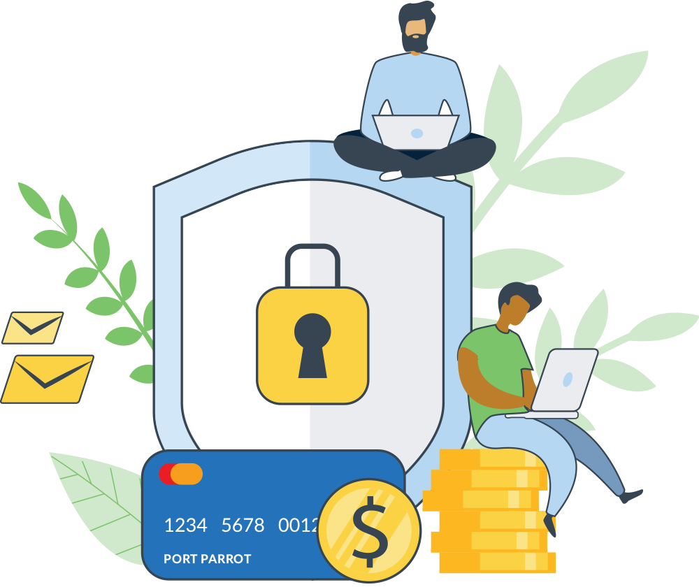 secure banking