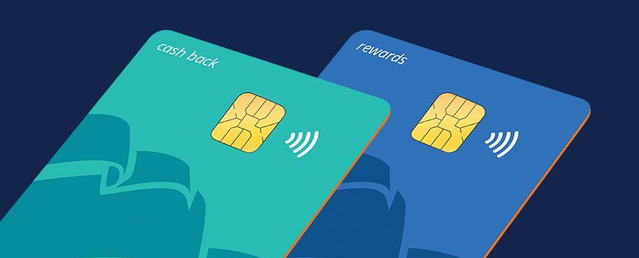 BayPort Cash Back and Rewards credit cards