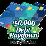 Debt Paydown Sweepstakes logo