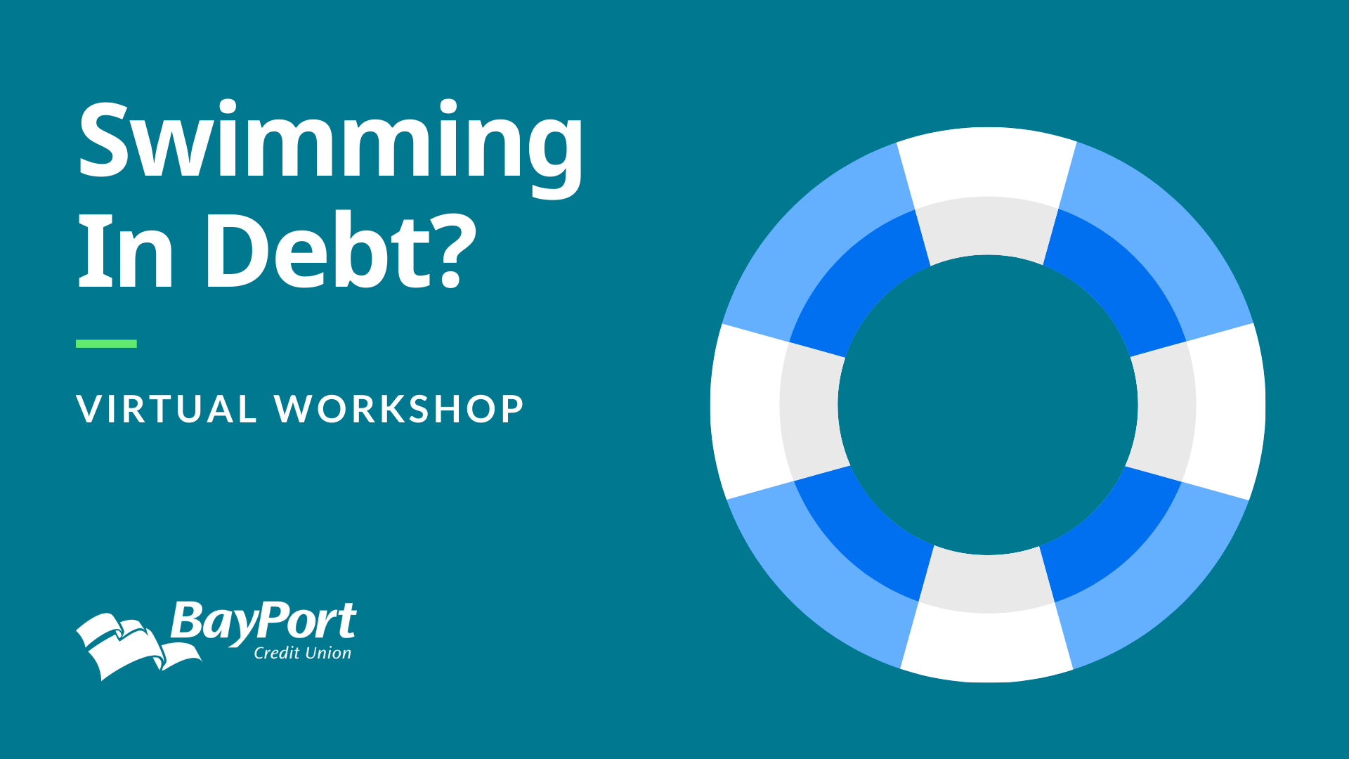 Swimming In Debt